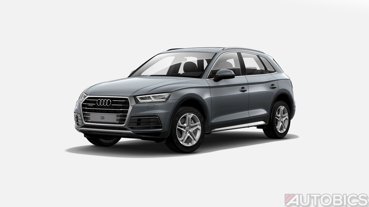 audi q5 monsoon gray metallic 2018 autobics. Black Bedroom Furniture Sets. Home Design Ideas