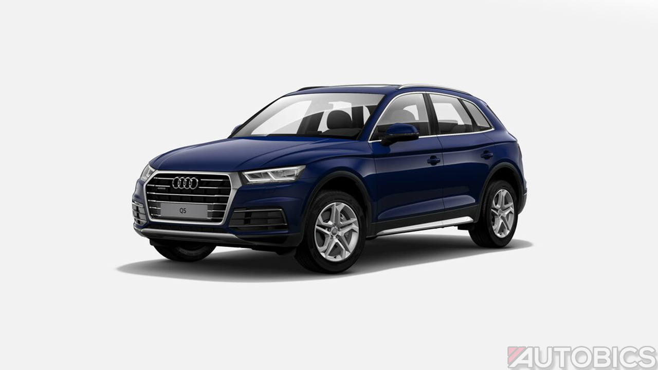 audi q5 navarra blue metallic 2018 autobics. Black Bedroom Furniture Sets. Home Design Ideas
