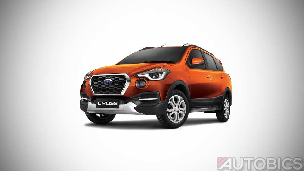 Datsun Cross Copper 2018   AUTOBICS