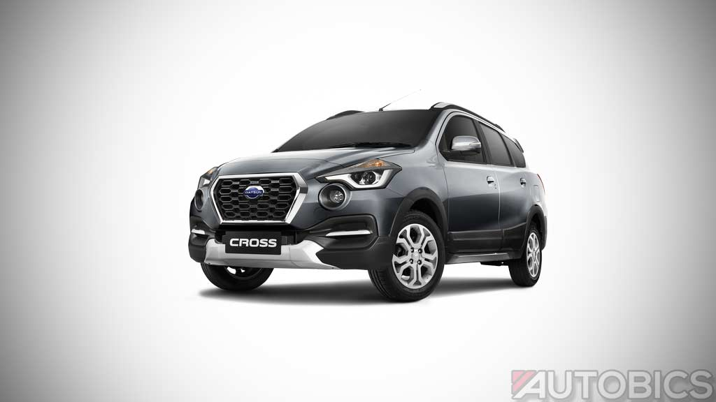 2018 Datsun Cross Unveiled in Indonesia - Video & Images ...