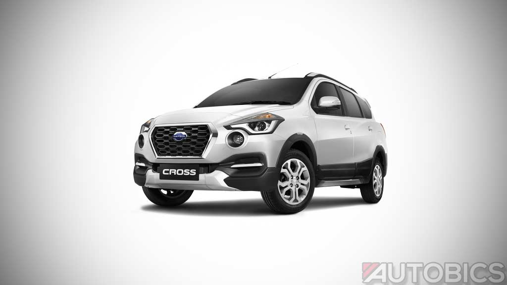 Datsun Cross White 2018 | AUTOBICS