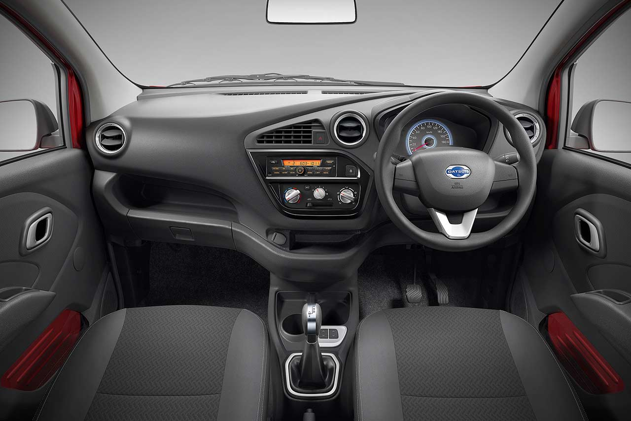 Datsun redi-GO AMT Launched in India - AUTOBICS