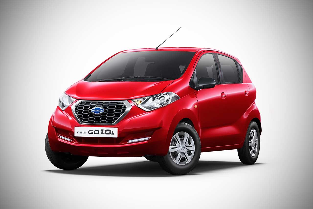 Alpha Auto Sales >> Datsun redi-GO AMT Launched in India - AUTOBICS
