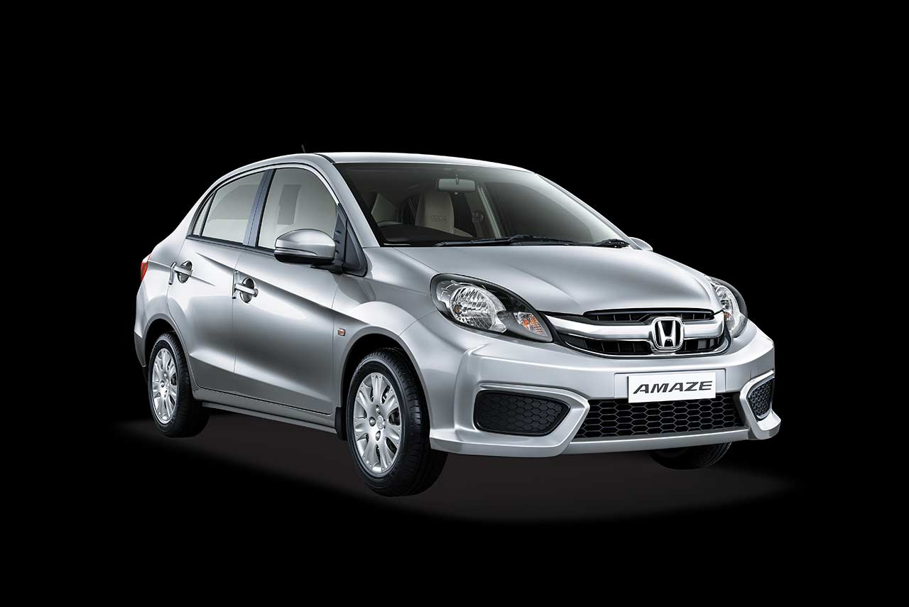 Honda Amaze Pride Edition Launched In India