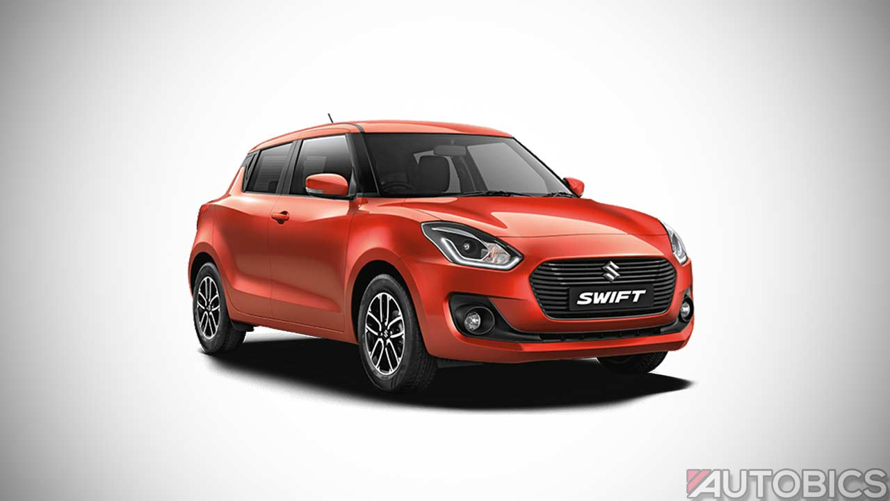 All New 2018 Maruti Suzuki Swift Launched in India at INR ...