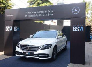 Mercedes-Benz S350d BS VI 2018