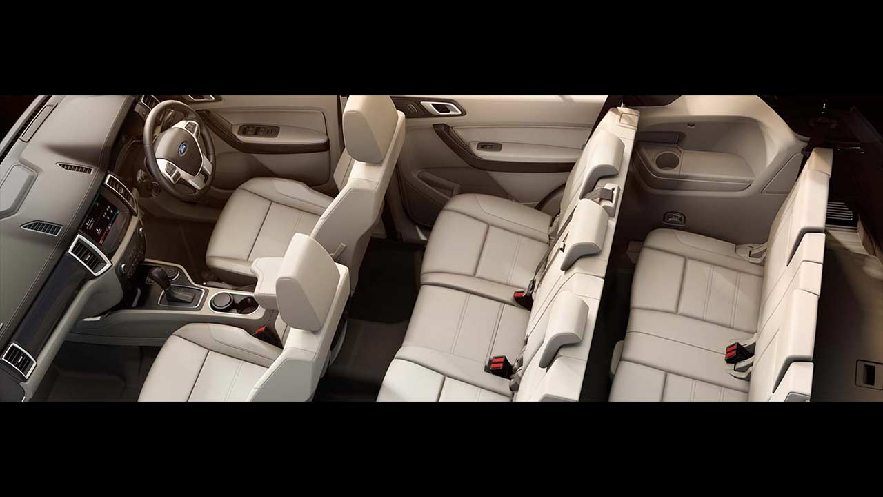 New Ford Endeavour Seats Autobics
