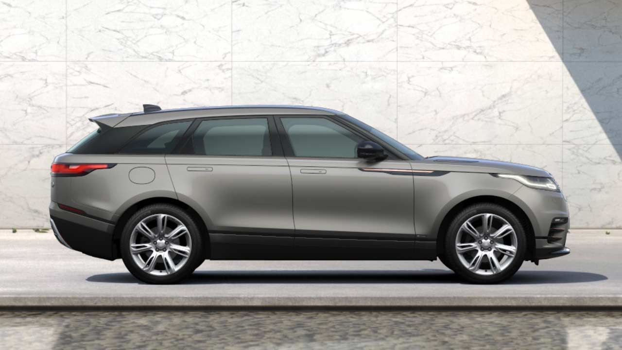 The New Range Rover Velar Suv Launched In India Autobics