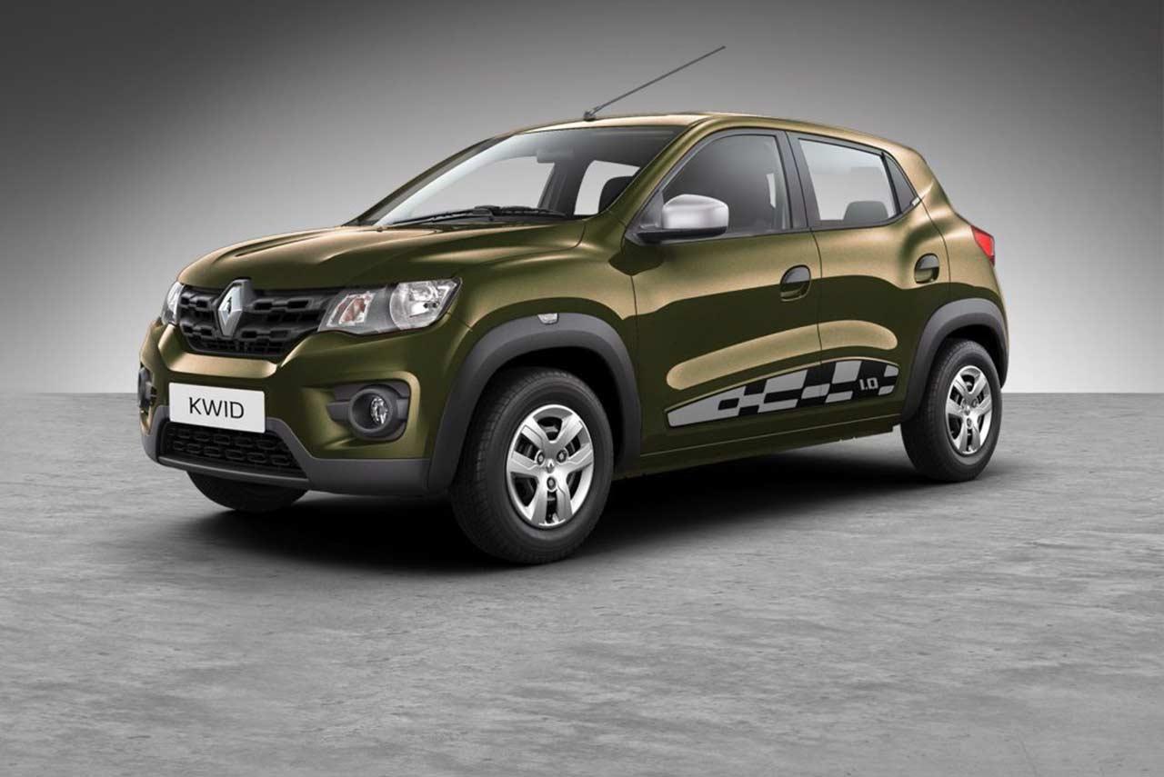 Renault Kwid Outback Bronze 2018