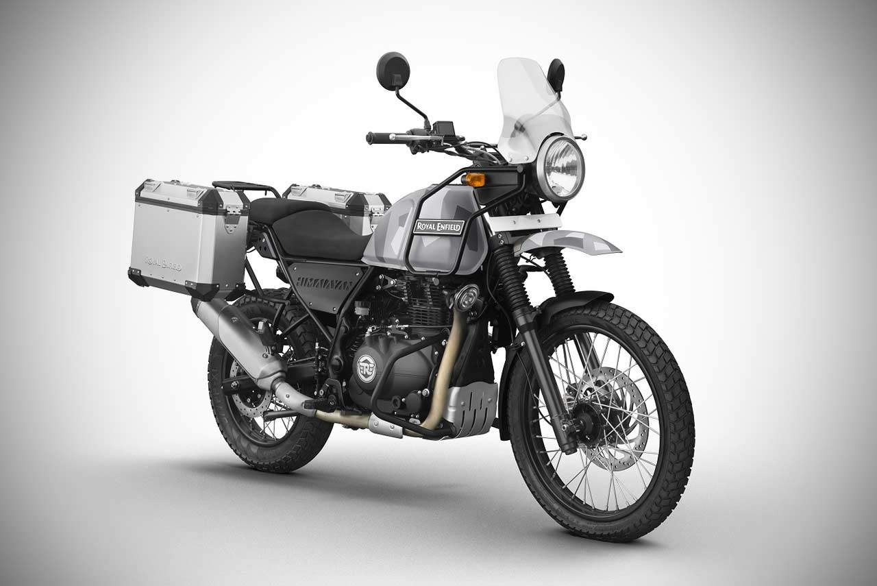 royal enfield himalayan sleet edition launched in india autobics. Black Bedroom Furniture Sets. Home Design Ideas