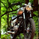 Royal Enfield Thunderbird 350 Modified JEDI Customs Front
