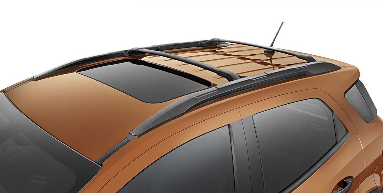 2018 Ford Ecosport Storm Roof Rail Autobics