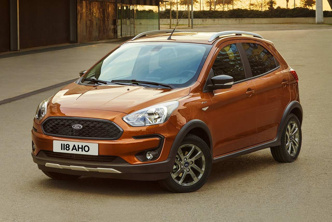 Stability In Control System >> 2018 Ford KA+ (Ford Figo) & Ford KA+ Active (Ford Freestyle) Unveiled in Europe | AUTOBICS