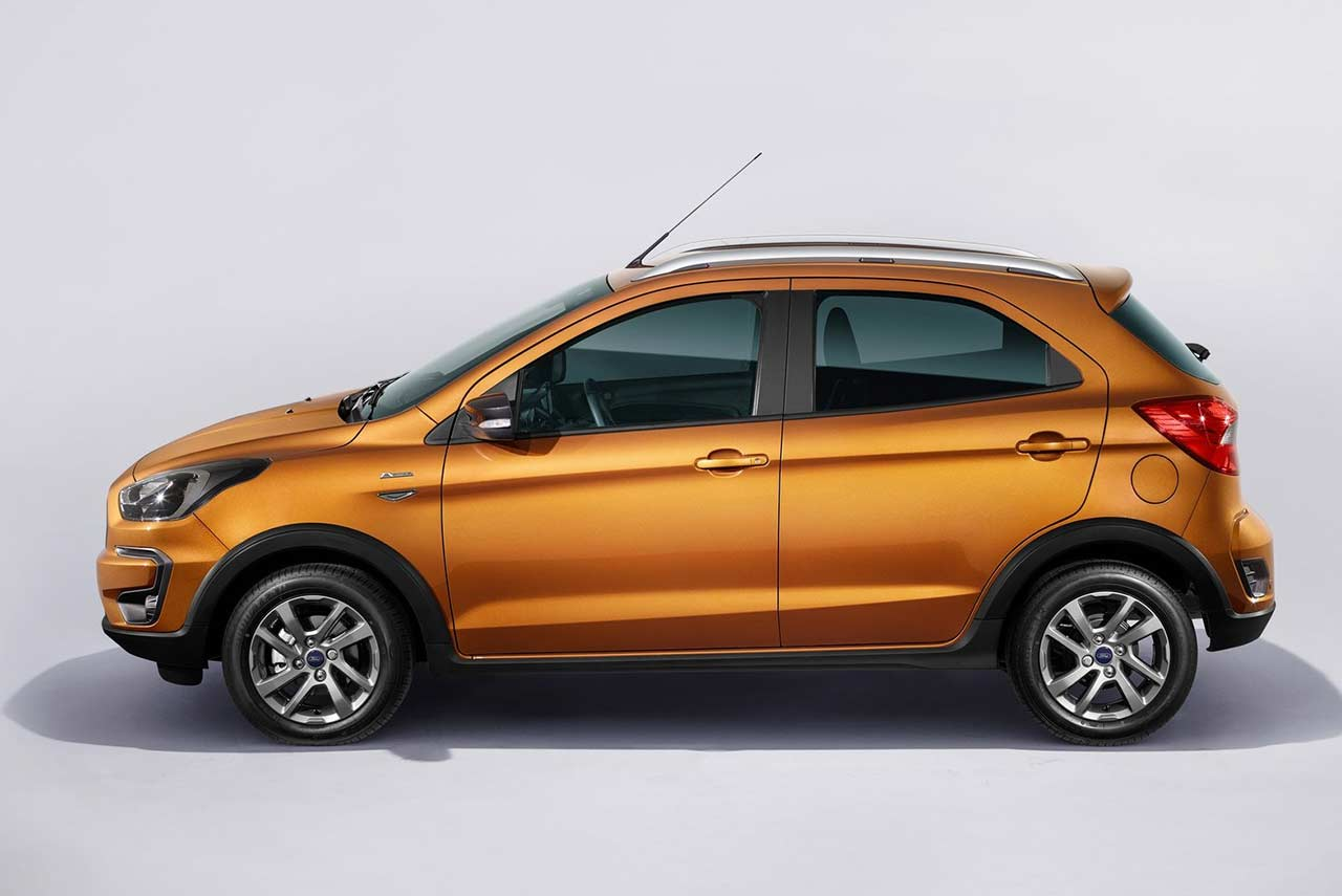 Car For Sale >> 2018 Ford KA+ (Ford Figo) & Ford KA+ Active (Ford Freestyle) Unveiled in Europe | AUTOBICS