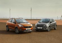 2018 Ford Ka+ and KA+ Acitve