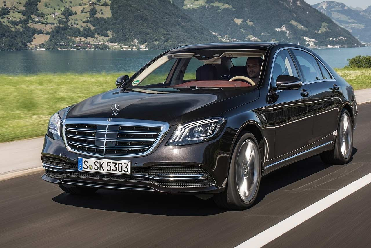 New Mercedes-Benz S-Class Priced from INR 1.33 Crore in ...