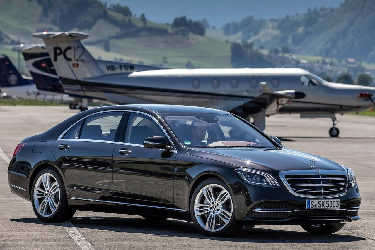 New Mercedes Benz S Class Priced From Inr Crore In