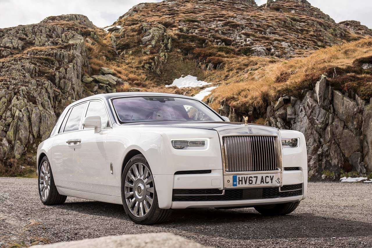 New Rolls-Royce Phantom Priced from INR 9.5 Crore in India ...