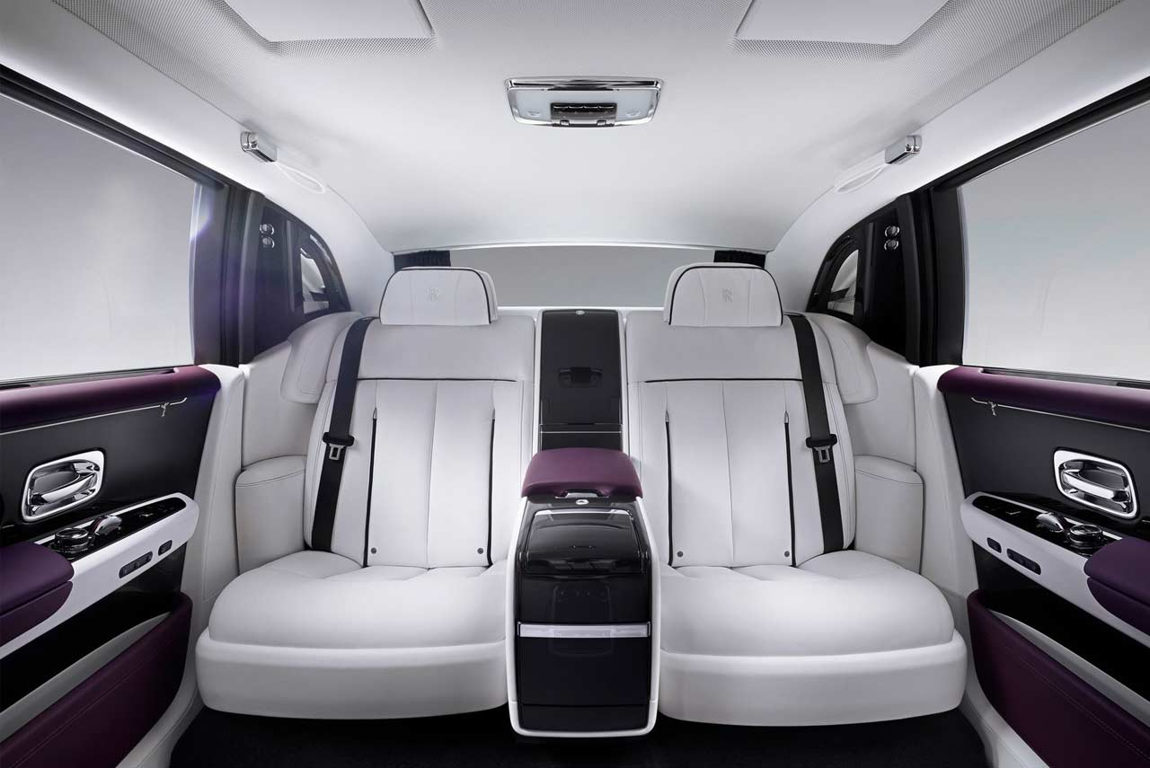 New Rolls Royce Phantom Priced From Inr 9 5 Crore In India