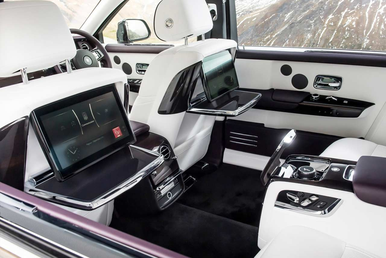 New Rolls Royce Phantom Priced From Inr 9 5 Crore In India Autobics
