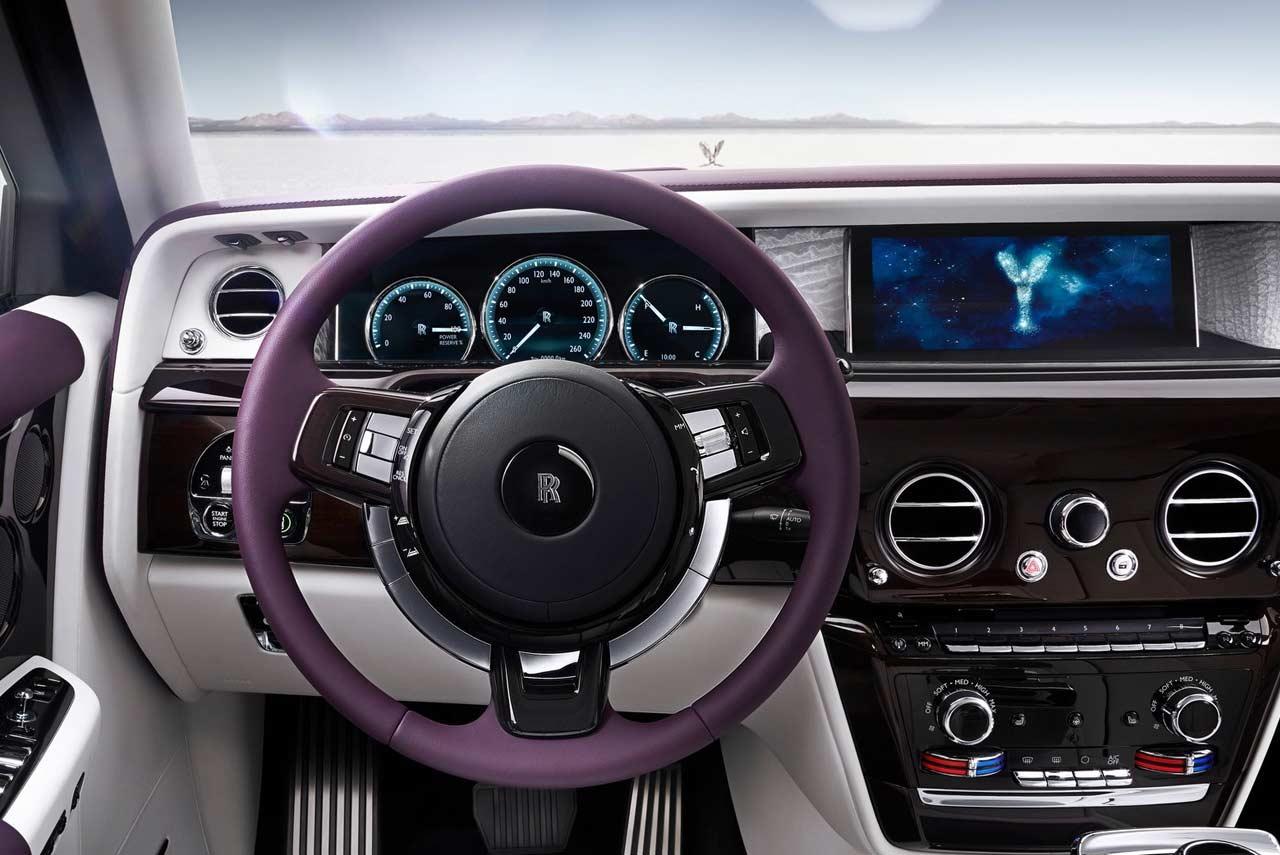 2018 rolls-royce phantom viii interior (6) | autobics