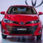 2018 Toyota Yaris Sedan India Front
