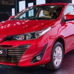 2018 Toyota Yaris Sedan India Front Left