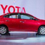 2018 Toyota Yaris Sedan India Side