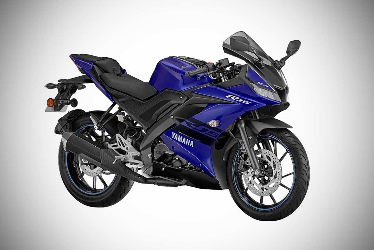 2018 Yamaha R15 V3 Racing Blue