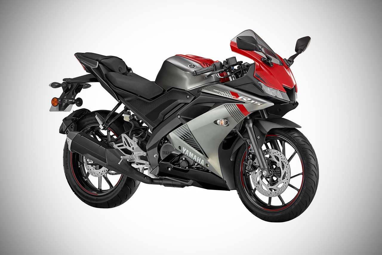 Yamaha R Price In India