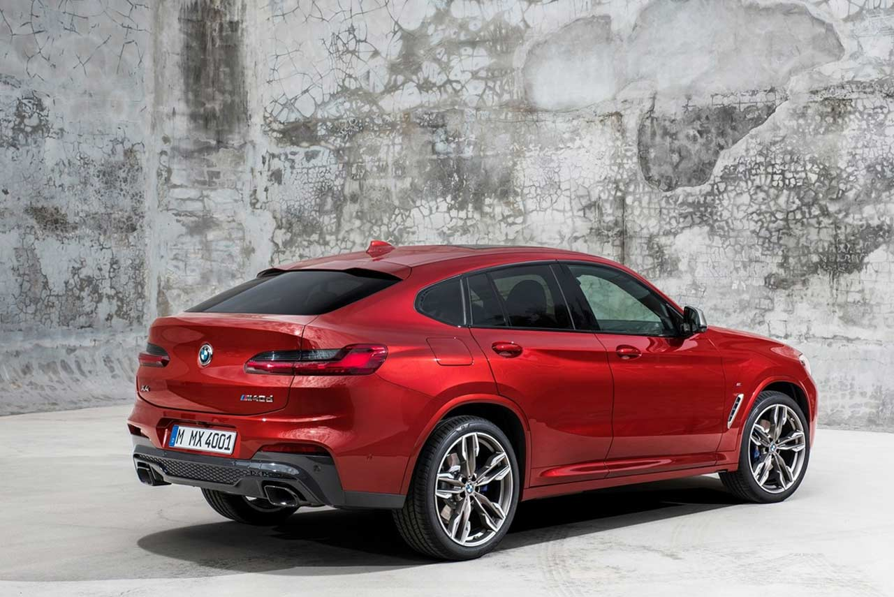 2019 Bmw X4 Unveiled Arrives At The Geneva Motor Show
