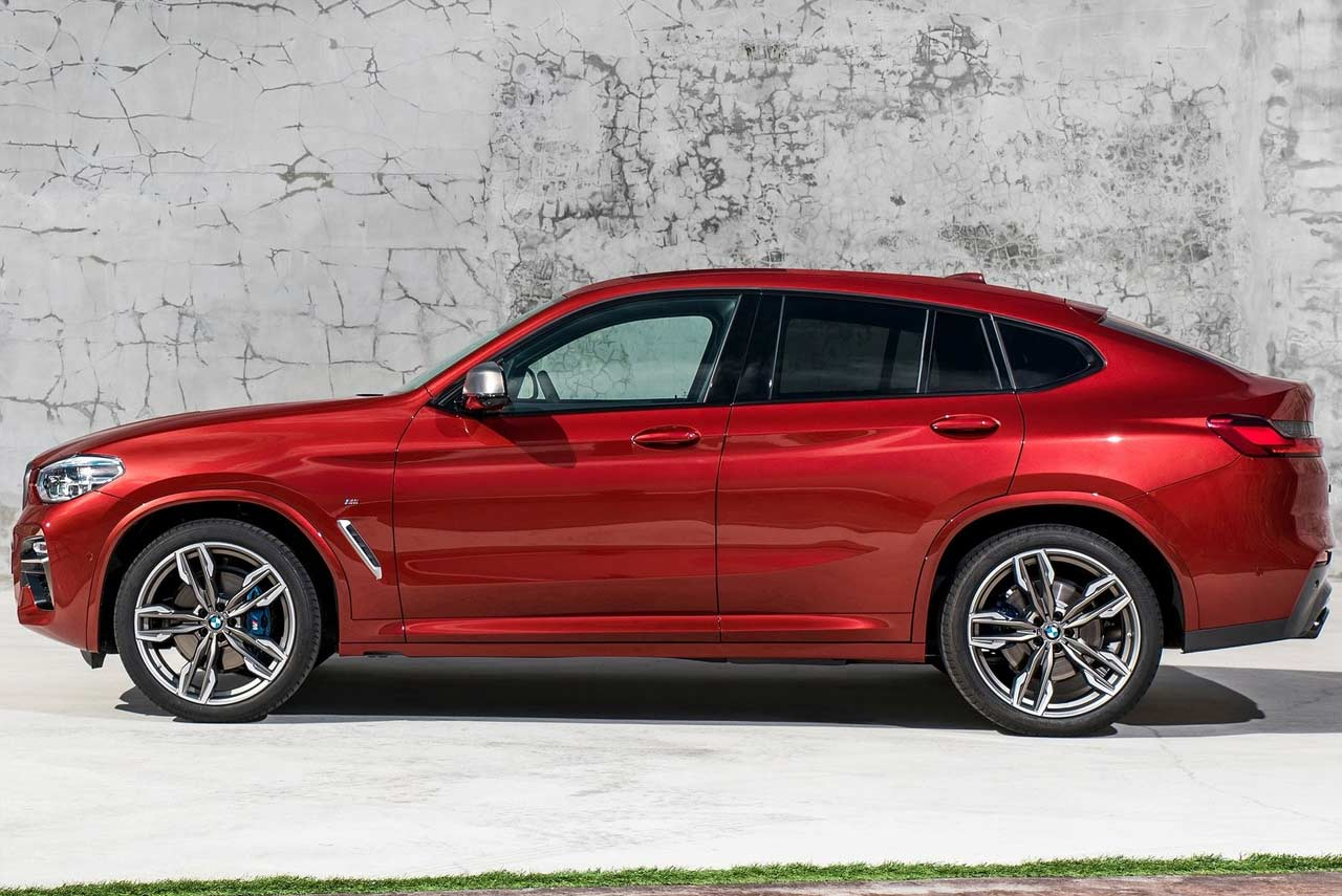2019 BMW X4 Unveiled; Arrives at the Geneva Motor Show ...