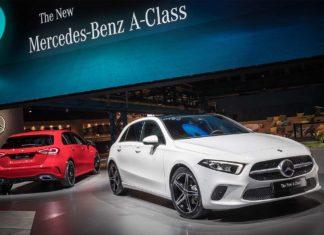 2019 Mercedes-Benz A-Class Premiere