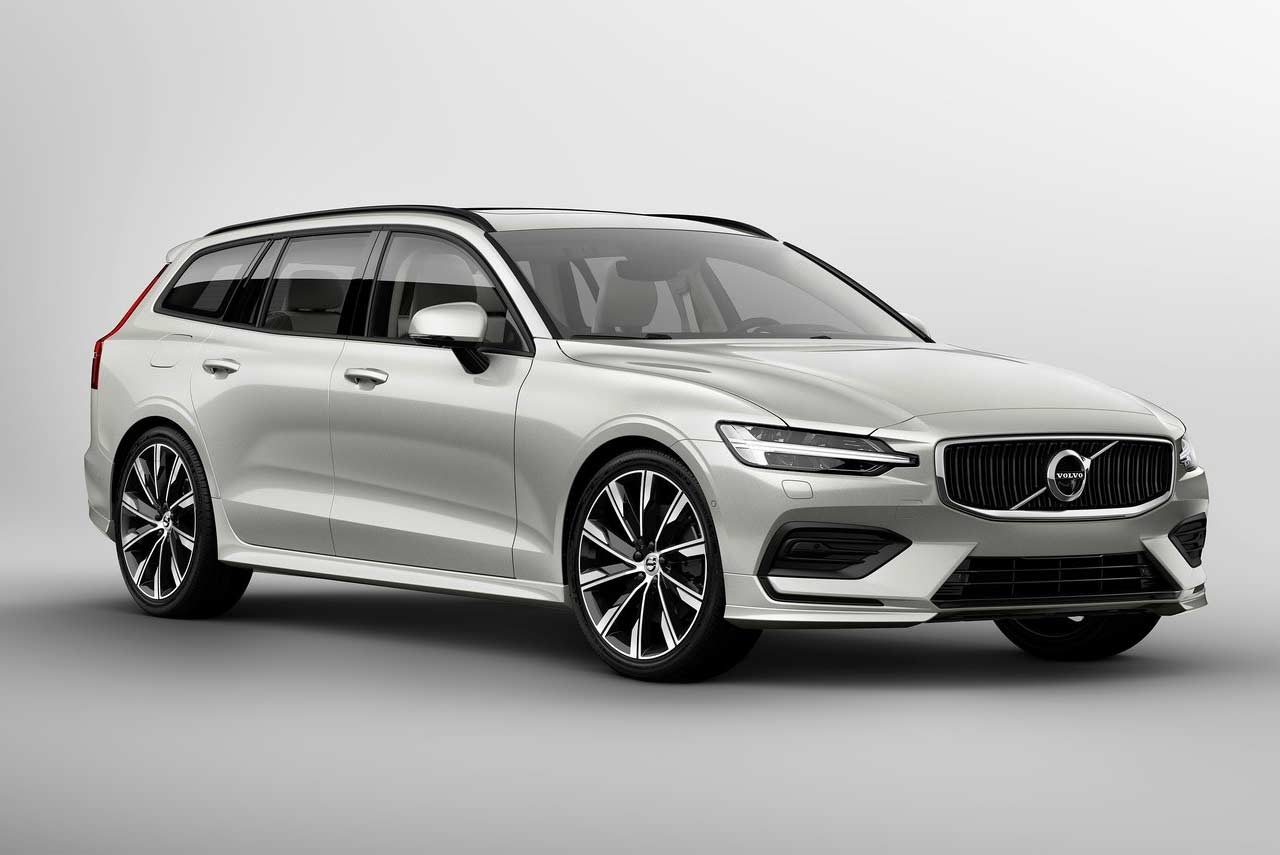 New 2019 Volvo V60 Mid Size Premium Estate Revealed Autobics