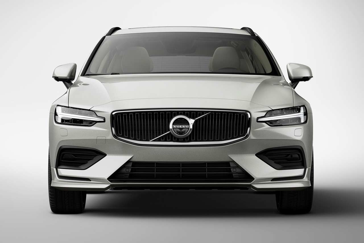 New 2019 Volvo V60 Mid Size Premium Estate Revealed Autobics