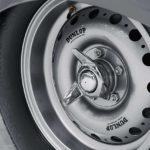 Jaguar D-Type Race Car Wheel 2018
