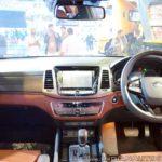 Mahindra Rexton XUV 700 Auto Expo 2018 IAB Interior
