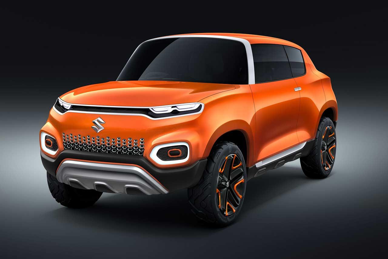 Maruti Suzuki Future-S Concept Unveiled at the Auto Expo ...