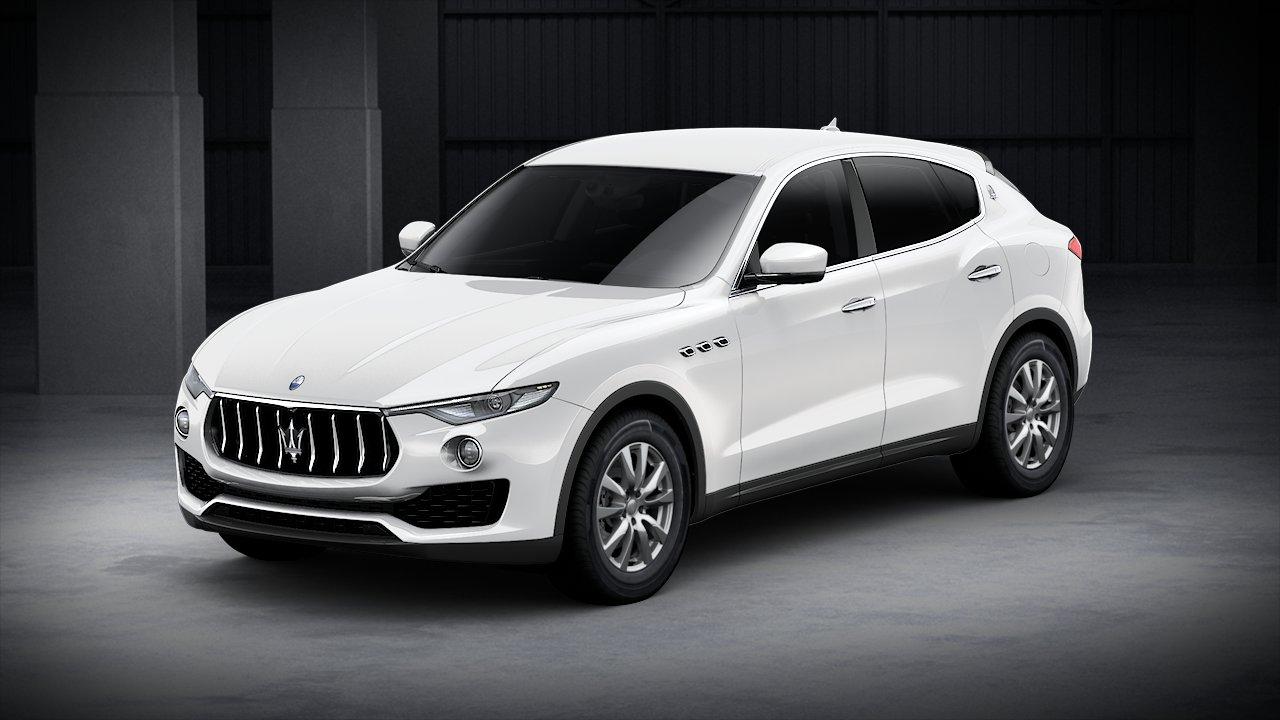 2018 Maserati Levante Priced In India From Inr 1 45 Crore