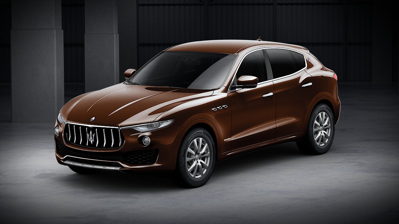 2018 Maserati Levante Priced in India from INR 1.45 Crore - AUTOBICS