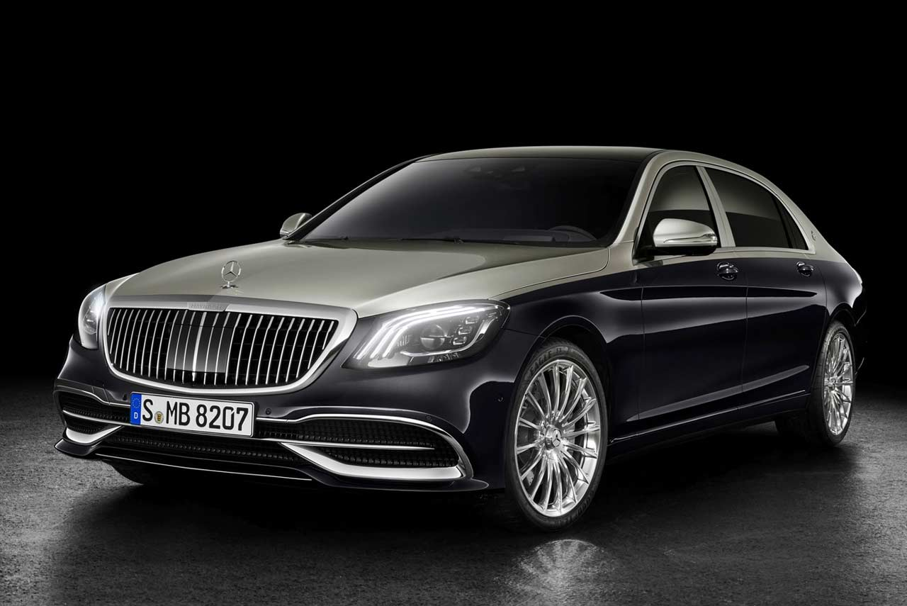 2019 mercedes maybach s class unveiled autobics for Mercedes benz maybach