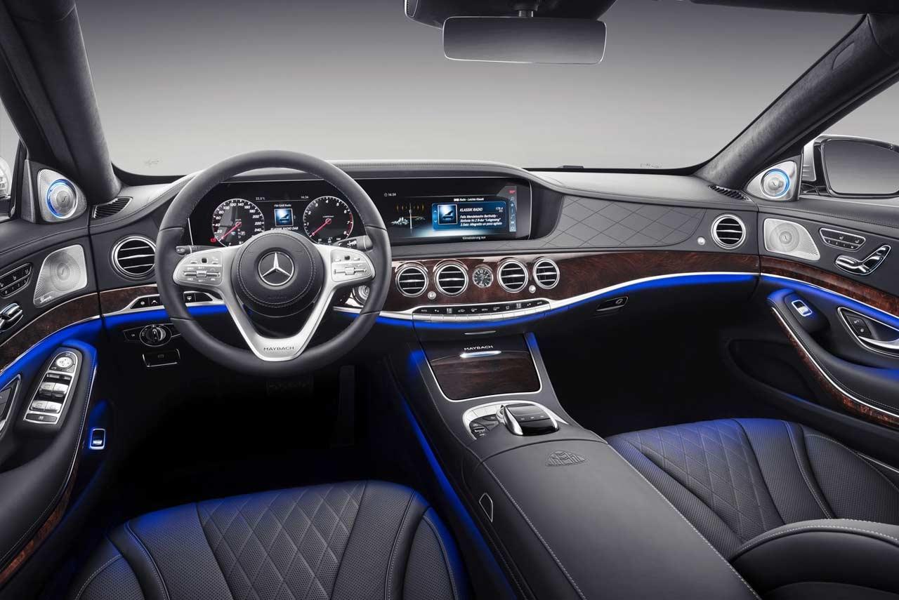 Mercedes Benz 4matic >> 2019 Mercedes-Maybach S-Class Unveiled - AUTOBICS