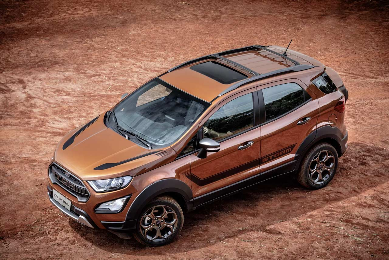 Image Result For Ford Ecosport Review
