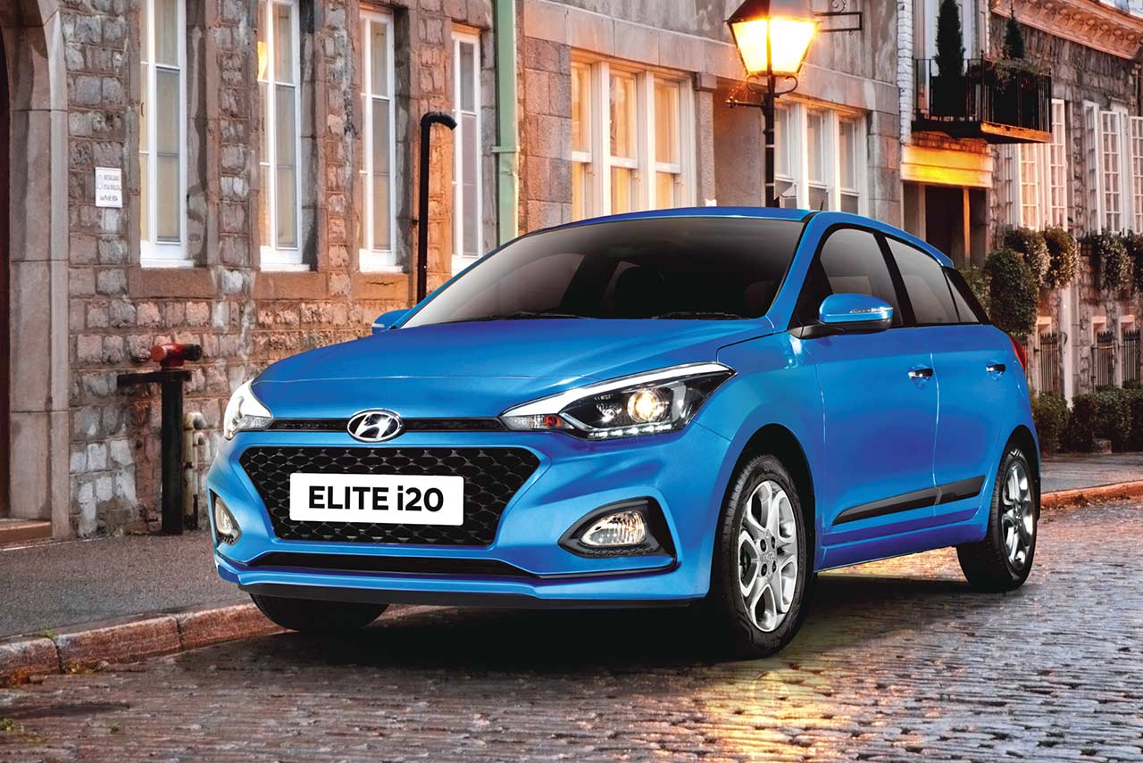 New Hyundai Elite I20 Launched At The Auto Expo 2018