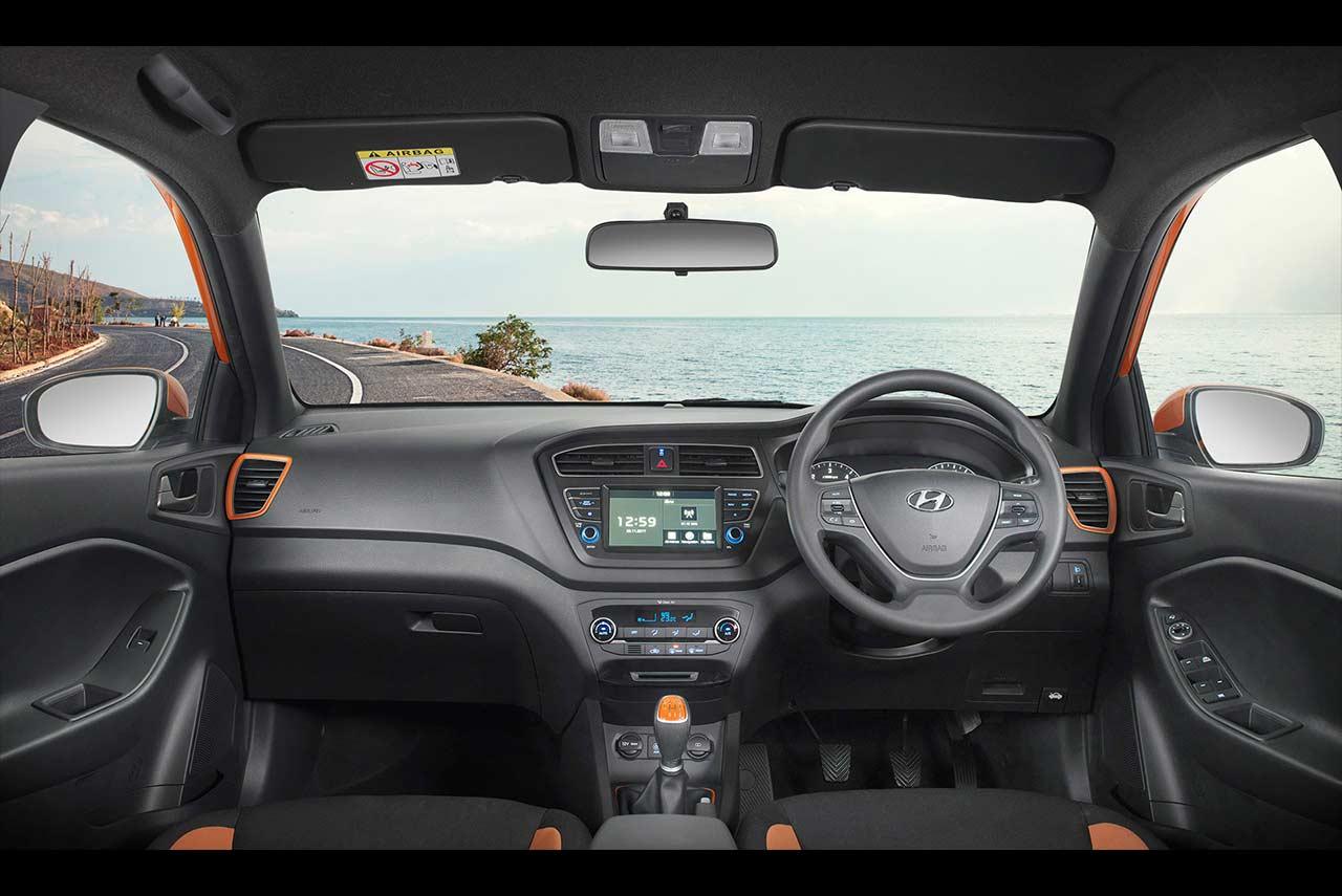 New Hyundai I20 Interior 2018 Autobics