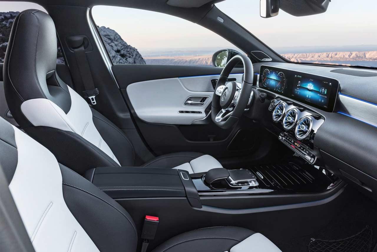 Mercedes Benz A Class Hatchback