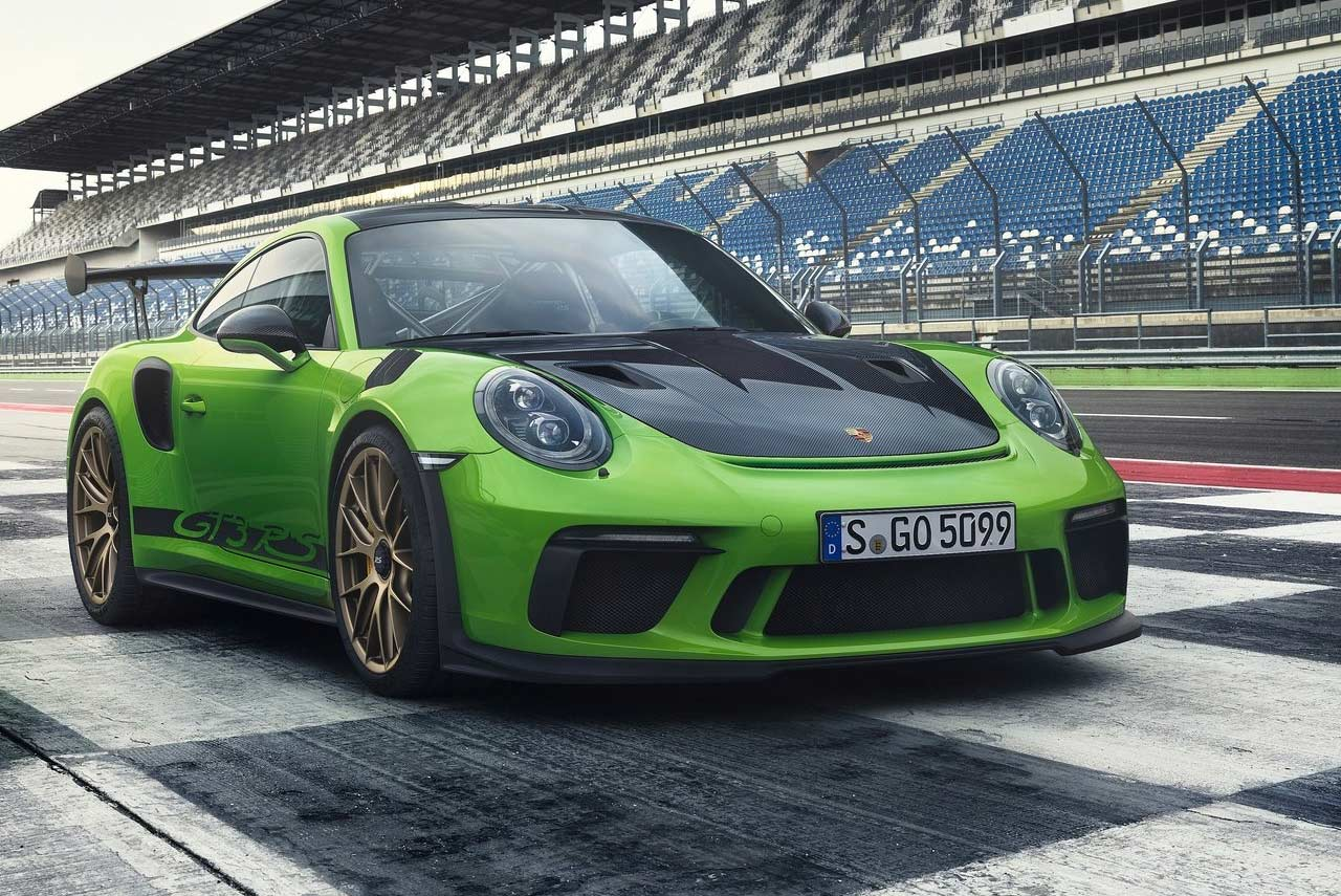 2019 Porsche 911 Gt3 Rs Priced At Inr 2 74 Crore In India