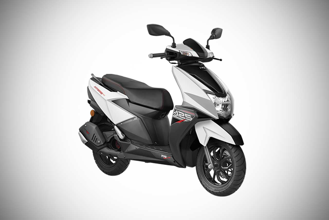 Tvs Ntorq 125 Scooter Launched In India Autobics