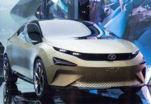Tata 45X Concept Premium Hatchback Auto Expo 2018