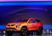 Tata H5X SUV Concept Auto Expo 2018
